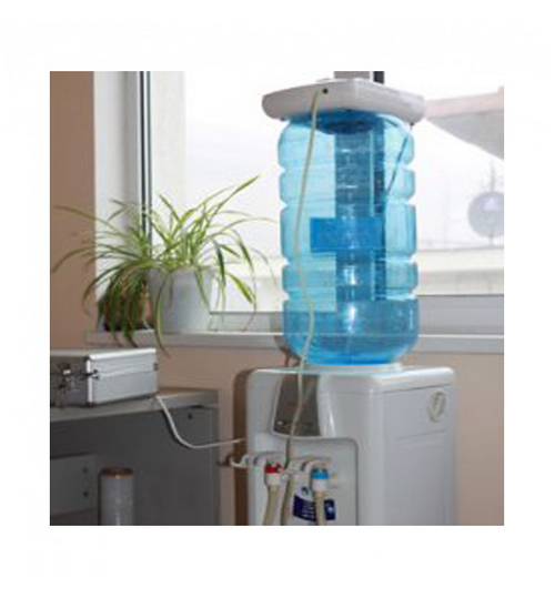 Озониране на диспенсъри за вода
