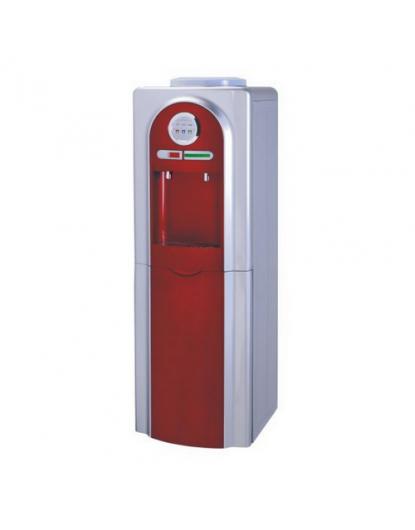 Диспенсър за вода с хладилник (компресорен) W-23 Червен
