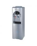 Диспенсър за вода с хладилник (компресорен) W-26 Сиво и Черно