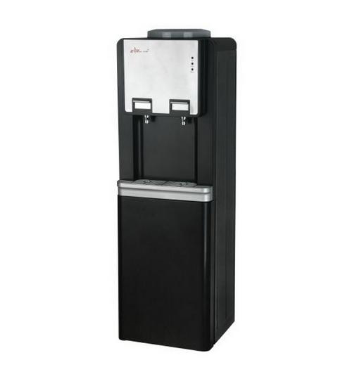 Диспенсър за вода електронно охлаждане W-29 Черно и Сиво