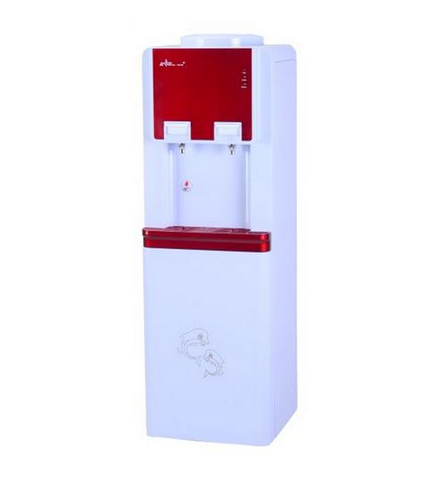 Диспенсър за вода електронно охлаждане W-29 Червен