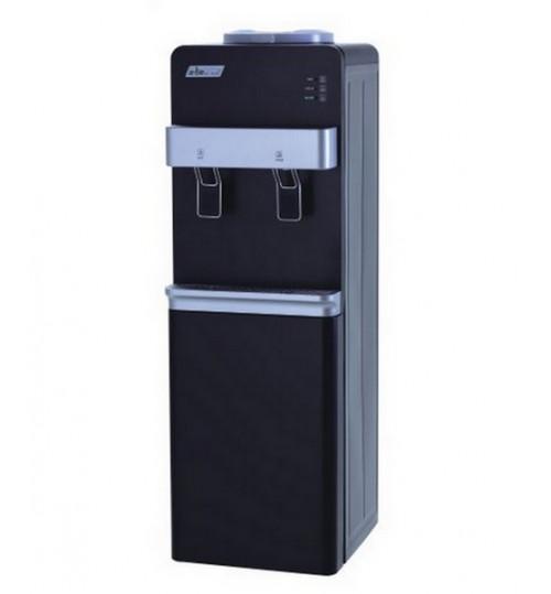 Диспенсър за вода с хладилник (компресорен) W-30 Черен