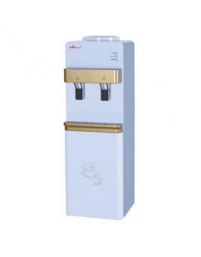 Диспенсър за вода електронно охлаждане W-30 Златен