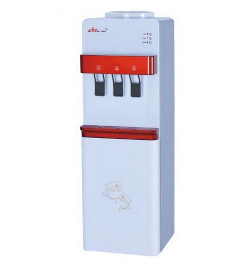 Диспенсър за вода електронно охлаждане W-31 Червен