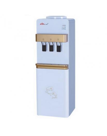 Диспенсър за вода с хладилник (компресорен) W-31 Златен
