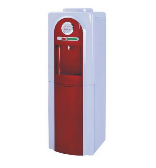 Диспенсър за вода електронно охлаждане W-32 Червен