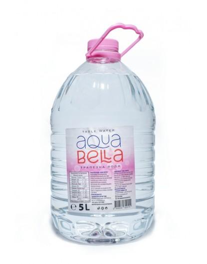 Трапезна вода Аква бела 5л