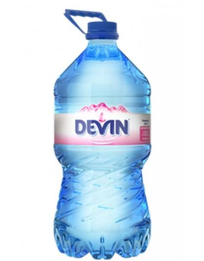 Изворна вода Девин 5л