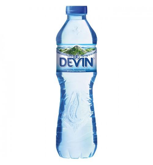 Минерална вода Девин 0.500л