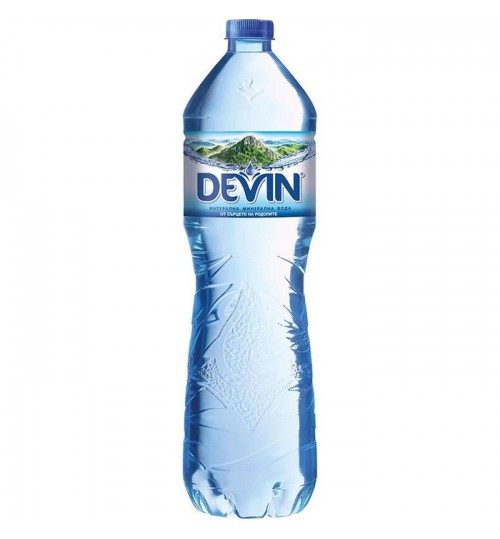 Минерална вода Девин 1.500л