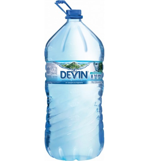 Минерална вода Девин 11л