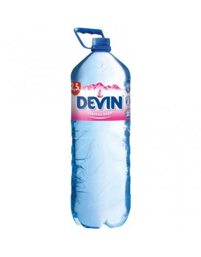 Изворна вода Девин 2.5л
