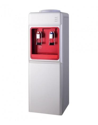 Диспенсър за вода електронно охлаждане W-34 Сиво и Червено
