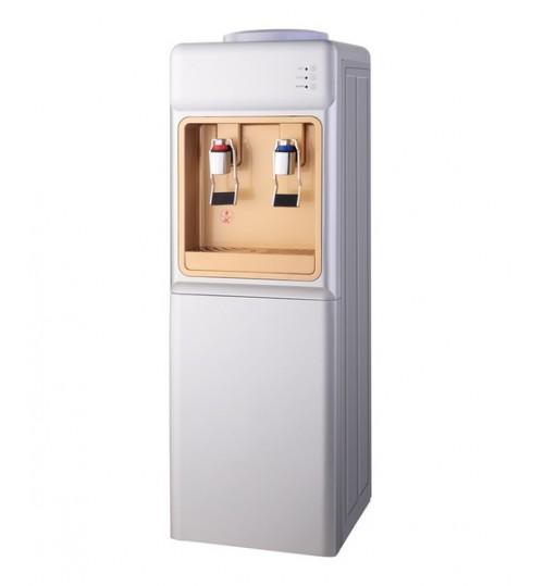 Диспенсър за вода електронно охлаждане W-34 Сиво и Златно