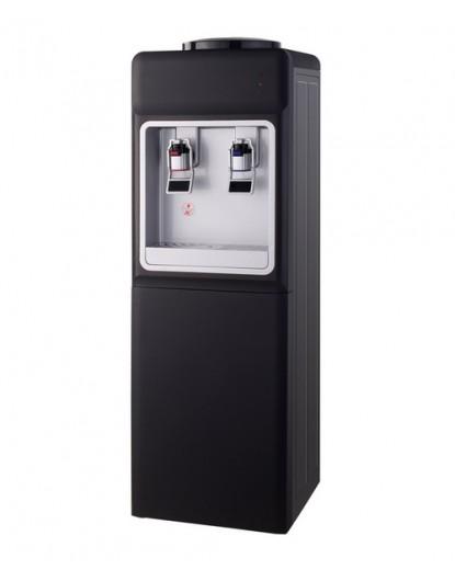 Диспенсър за вода електронно охлаждане W-34 Черно и Сиво