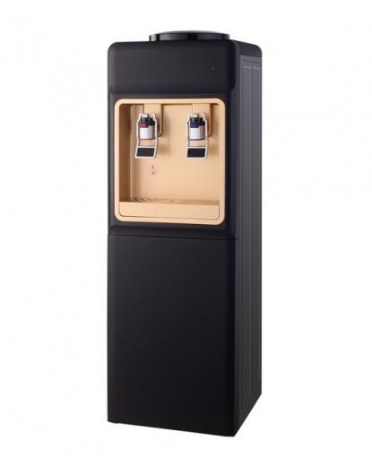 Диспенсър за вода електронно охлаждане W-34 Черно и Златно