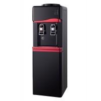 Диспенсър за вода електронно охлаждане W-33 Черно и Червено