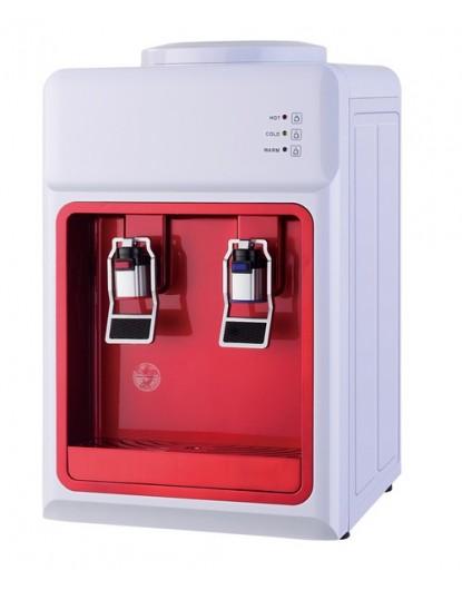 Диспенсър за вода електронно охлаждане YT-34 Бяло и Червено