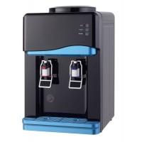 Диспенсър за вода електронно охлаждане YT-33 Черно и Синьо