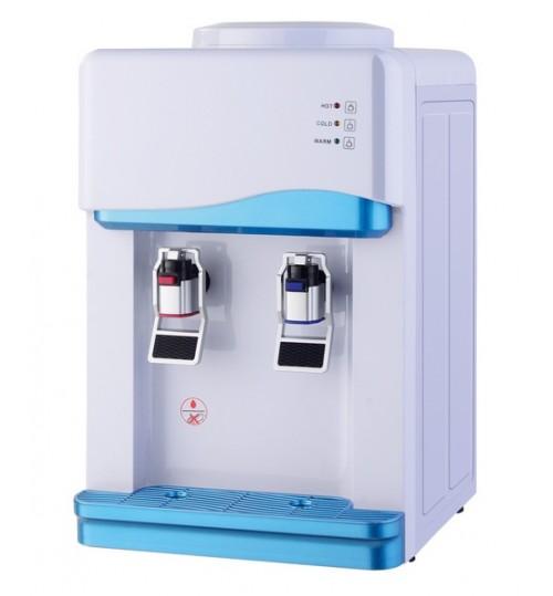 Диспенсър за вода електронно охлаждане YT-33 Бяло и Синьо