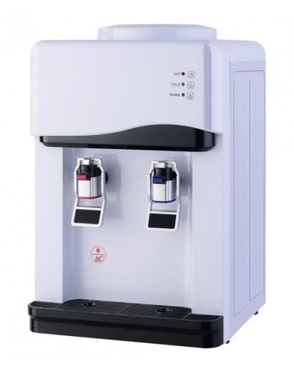 Диспенсър за вода електронно охлаждане YT-33 Бяло и Черно