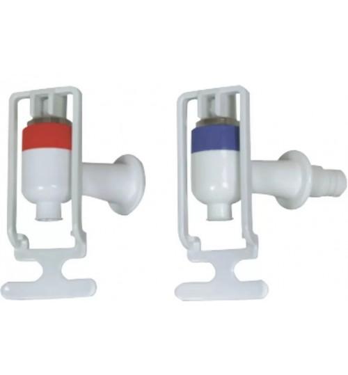 Комплект кранчета за диспенсър ( вътрешна резба ) долно натискане