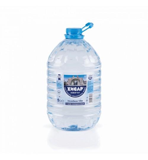 Минерална вода Хисаря 5л