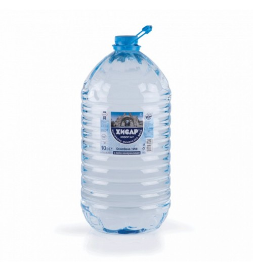 Минерална вода Хисаря 10л