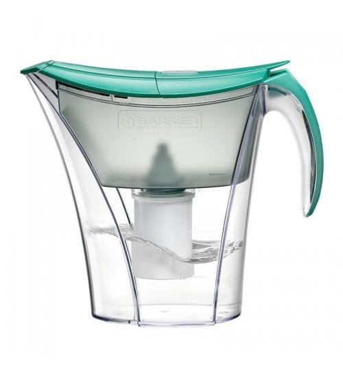 Кана за филтриране на вода Barrier SMART зелен 3.3л