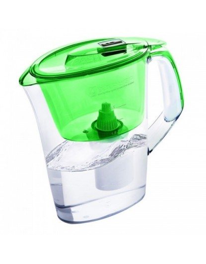 Кана за филтриране на вода Barrier STYLE зелен 2.6л