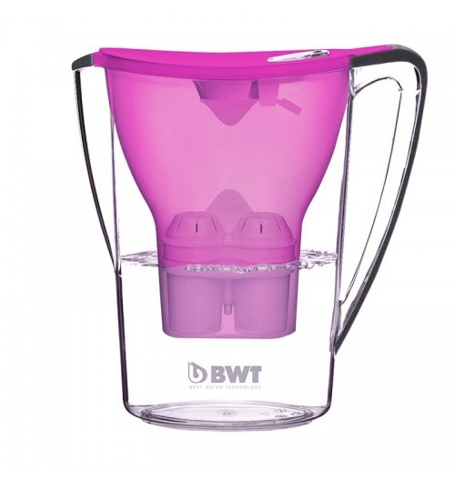 Кана за филтриране на вода BWT PЕNGUIN лилав 2.7л
