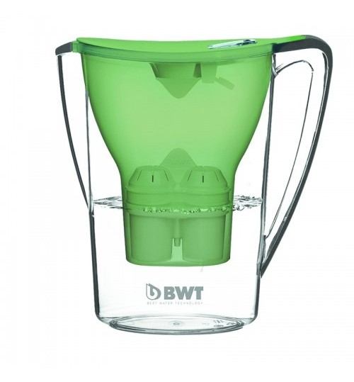 Кана за филтриране на вода BWT PЕNGUIN зелен 2.7л
