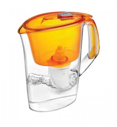 Кана за филтриране на вода Barrier STYLE оранжев 2.6л