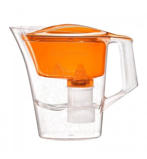 Кана за филтриране на вода Barrier TANGO оранжев 2.5л
