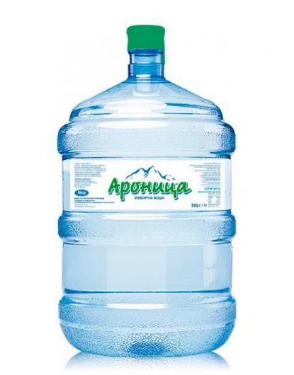 Изворна вода Ароница 19л