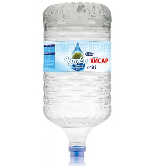 Вода Капка Галон 19л Натурална минерална вода
