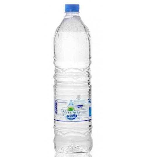 Вода Капка 1.500л Натурална минерална вода