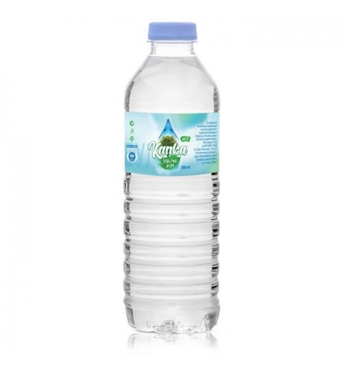 Вода Капка 0.500л Изворна