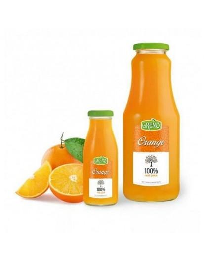 Грено Портокал 1л 100% сок