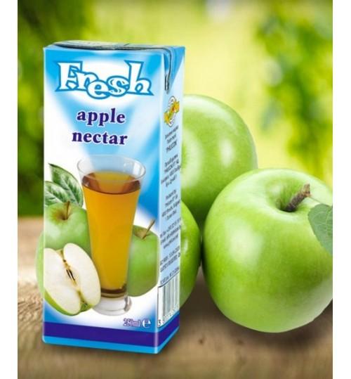 """Фреш """"Ябълка"""", 250мл. Tetra pak кутия"""